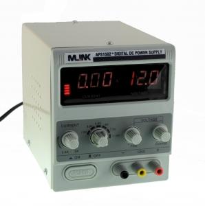 MLINK APS1502+ 15V,2A  Fuente Alimentacion regulable con display digital - MLINK APS1502+ 15V,2A  Fuente Alimentacion regulable con display digital, especial aficionados y reparacion moviles.