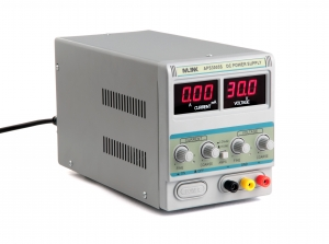 MLINK APS3005S- 30V,5A  Fuente Alimentacion regulable con display digital - MLINK  APS3005S- Fuente Alimentacion regulable con display digital.