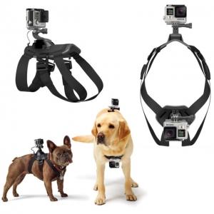 Arnes para perro, para colocar camara  GoPro 1/2/3 , SJ4000  - Arnes para perro, para colocar camara  GoPro 1/2/3 , SJ4000