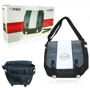 Bolsa de transporte para Sony  Playstation 3 Slim - Bolsa de transporte para  Sony  Playstation 3 Slim. Con capacidad para la consola, cables y mandos. Ya puedes llevarte tu  Sony  Playstation 3 Slim a donde quieras.