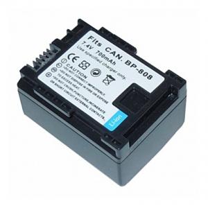 Batería compatible  CANON BP808 - Batería compatible  CANON BP808