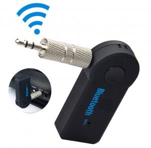 ADAPTADOR AUDIO BLUETOOTH PARA COCHE CON ENTRADA JACK 3.5 - Adaptador Audio Bluetooth para Coche o cualquier entrada Jack de 3.5mm