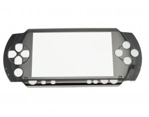PSP FRONTAL COLOR *SILVER* - Carcasa frontal para PSP.  Color PLATA.  * Botones no incluido.