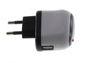 Adaptador de corriente USB para el iPod/iPhone/USB/ipad/ smartphone(10W version) 5v 2a - Utiliza este cómodo y compacto adaptador USB para recargar tu iPod/iPhone/iTouch/Movil/consola/pda//IPAD, SMARTPHONE, POWER BANK etc.. en casa, de viaje o siempre que tu gadget no esté conectado a un ordenador.