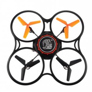 CF881 Quadcoptero drone 2,4ghz 4 canales, 6 ejes y giroscopio, 25cm x 25cm x  6cm - CF881 Quadcoptero drone 2,4ghz 4 canales, 6 ejes y giroscopio, 25cm x 25cm x  6cm ,con una capacidad de vuelo total que permite desplazarse en cualquiera de los 6 ejes, con un mando de 2,4ghz que mejora la respuesta de movimiento de los mandos tradicionales. De tamaño medio para uso en exteriores