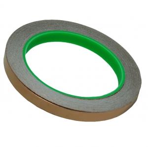 Cinta de cobre adhesiva 10mm x 20 metros - Cinta de cobre adhesiva 10mm x 20 metros Cinta de cobre conductora con 1 cara adhesiva
