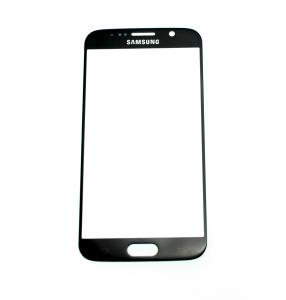 Pantalla de Cristal Samsung Galaxy S6 negro - Pantalla de Cristal Samsung Galaxy S6 negro