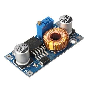 Convertidor DC-DC, XL4005E Alimentador Regulable  (5A -1.25V-32V) - Electronica, Arduino, Fuente. - Convertidor DC-DC, Alimentador Regulable XL4005E- Electronica, Arduino, Fuente.