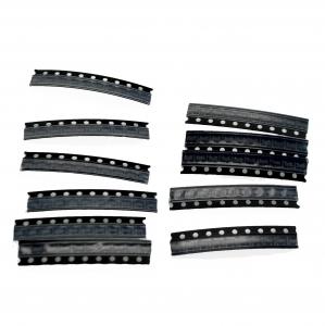 Pack 110 Transistores SOT23- 11 modelos diferentes, 10 de cada modelo  - Pack 110 Transistores SOT23- 11 modelos diferentes, 10 de cada modelo  S9012,S9013,S9014,S9015,S9018,A1015,C1815,S8550,S8050,2N3904,2N3906,2N5551,2N5401,A42,A92,A733 Pack con 11 modelos diferentes, en bolsas con cierra para cada modelo.