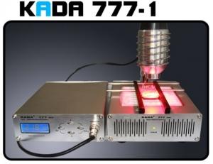kada infrared station 777 - Estación 2 en 1 soldadura Aire Caliente  y Soldador MLINK H2 Estacion aire caliente regulable de 100º a 450º con 700W de potencia. Soldador de 50w regulable de 200º a 480º.