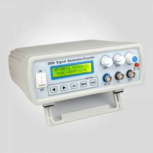 Generador de Funciones DDS FY2105S 5 MHZ y Frecuencimetro hasta 60mhz y conexion USB a pc - Generador de Funciones DDS FY2105S 5 MHZ y Frecuencimetro hasta 60mhz y conexion USB a pc controlable desde pc con el software proporcionado en cd.