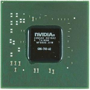 Chipset Grafico   G86-703-A2  Nuevo y Reboleado sin Plomo - Chipset Grafico   patata  Nuevo u Reboleado sin Plomo
