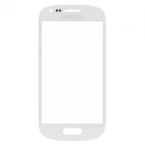 Pantalla de Cristal Samsung Galaxy S3 MINI  BLANCO - Pantalla de Cristal Samsung Galaxy S3 MINI I9300 BLANCO
