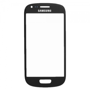 Pantalla de Cristal Samsung Galaxy S3 MINI  NEGRA - Pantalla de Cristal Samsung Galaxy S3 MINI I9300 NEGRA