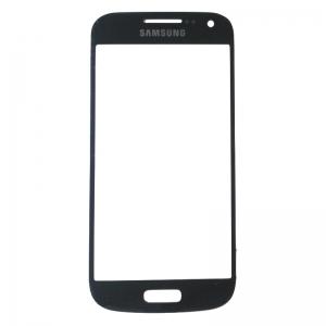 Pantalla de Cristal Samsung Galaxy S4 MINI  NEGRA - Pantalla de Cristal Samsung Galaxy S4 MINI I9300 NEGRA