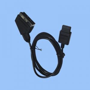 Cable RGB Nintendo 64/ N64 /SNES/ NGC /Gamecube - Cable RGB compatible con Nintendo 64/ N64 /SNES/ Super NES/NGC /Gamecube(100% nuevo) Conexión con conector rgb.