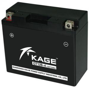Bateria Moto YT12-B4/YT12-BS/GT12B-4   - Bateria Moto YT12-B4/YT12-BS/GT12B-4