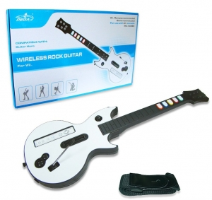 Guitarra Inalambrica Wii - Guitarra Inalambrica Wii