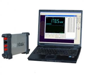 Multimetro  USB Digital Hantek 365A Data Logger - Multimetro  USB Digital Hantek 365A Data Logger