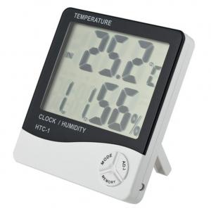 Termometro digital higrometro y reloj HTC1 - Termometro digital , higrometro y RELOJ