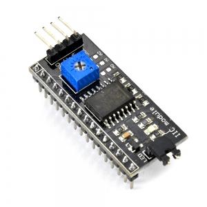 IIC/I2C/TWI/SP Serial Interface Board Module Port For Arduino 1602 LCD/2004 LCD  - IIC/I2C/TWI/SP Serial Interface Board Module Port For Arduino 1602 LCD/2004 LCD