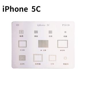 Placa stencils IC iphone 5C - Placa stencils IC iphone 5C