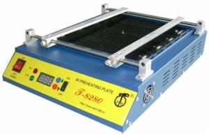 Puhui IR-preheating plate T-8280 precalentador - IR-preheating plate T-8280