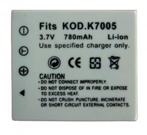 Batería compatible  KODAK KLIC-7005/NP40FU - Batería compatible KODAK KLIC-7005