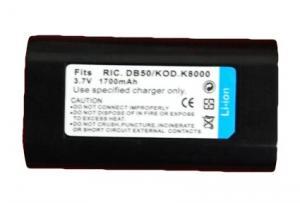 Batería compatible  KODAK KLIC-8000 - Batería compatible KODAK KLIC-8000