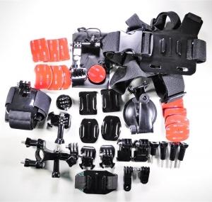 Kit accesorios de 33 piezas para GoPro HERO3+,GoPro HERO3,GoPro HERO2, GoPro HERO , GoPRO 4, SJ4000 -  Kit accesorios de 33 piezas para GoPro HERO3+,GoPro HERO3,GoPro HERO2, GoPro HERO , GoPRO 4, y SJ4000.