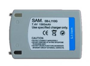 Batería compatible  SAMSUNG SB-L110G - Batería compatible  SAMSUNG SB-L110G