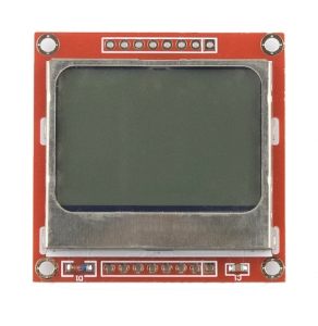 84x48 LCD - Nokia 5110 [Arduino Compatible] - 84x48 LCD - Nokia 5110 [Arduino Compatible]