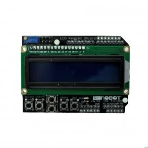 LCD KeyPad Shield lcd1602 [Compatible Arduino] - Arduino LCD KeyPad Shield lcd1602