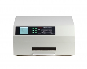 M962A  INFRARED IC HEATER REFLOW WAVE OVEN - M962A DGC INFRARED IC HEATER 380*320mm Area with Digital Control SUPER REFLOW WAVE OVEN