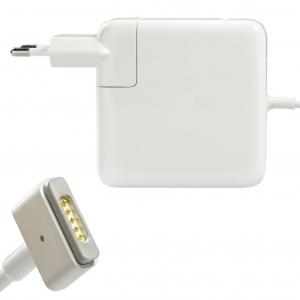NUEVO CARGADOR MAGSAFE 2 DE 45W  PARA PORTATIL APPLE MACBOOK AIR (COMPATIBLE) - NUEVO CARGADOR MAGSAFE 2 DE 45W  PARA PORTATIL APPLE MACBOOK AIR (COMPATIBLE) El nuevo e innovador adaptador de Apple, ahora es aún más portable y diseñado específicamente para tu MacBook Air.SOLO PARA PORTATILES CON EL NUEVO CONECTOR MAGSAFE 2