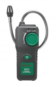 Detector Fugas de Gas  MASTECH MS6310 -  El detector de gases Mastech MS6310 es una útil herramienta para ubicar posibles fugas de gases que pueden poner en riesgo instalaciones o personas.