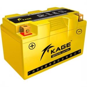 Bateria Moto MTX7A-(YTX7A-BS GEL)  - Bateria Moto MTX7A-(YTX7A-BS GEL) Bateria de gel, mayor duracion y menor perdida de carga si no se usa que una bateria tradicional. Marca generica.