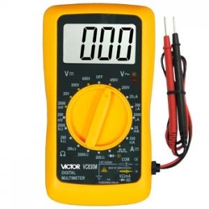 Multimetro Digital  VICTOR VC830M - Multimetro Digital VC830M