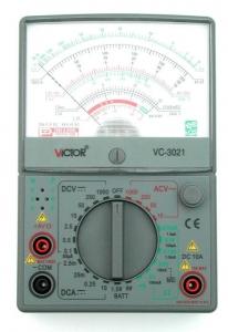 Multimetro analogico Victor VC3021 - Multimetro analogico Victor VC3021