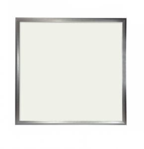 Panel LED Slim 60x60cm 48W Marco Plata 4300 LUMENS COLOR Blanco Neutro 4500K(driver incluido) - Panel LED Slim 60x60cm 48W Marco Plata 4300 LUMENS COLOR Blanco NEUTR0 4500K(driver incluido)