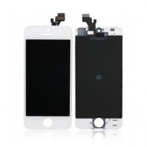 Pantalla Completa iPhone 5 (Tactil mas Lcd) Cristal Digitalizador blanca blanco - Pantalla completa para iPhone 5 , este es el único repuesto que necesitas para poder sustituir la pantalla de cristal a tu iPhone 5 blanco.