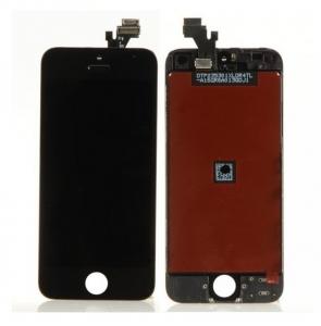 Pantalla Completa iPhone 5 (Tactil mas Lcd) Cristal Digitalizador Negra Negro - Pantalla completa para iPhone 5 , este es el único repuesto que necesitas para poder sustituir la pantalla de cristal a tu iPhone 5 negro.