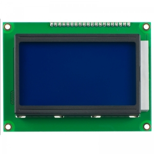 Lcd12864 128x64 Gráfico Matrix Display Lcm Para Arduino Uno Mega2560 R3 - Lcd12864 128x64 Gráfico Matrix Display Lcm Para Arduino Uno Mega2560 R3