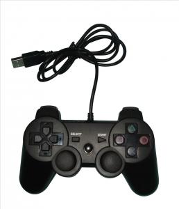 Mando Double Shock  Ps3/Pc-Usb - Mando Double Shock  Ps3/Pc-Usb Mando para PS3/PC con conexion usb.