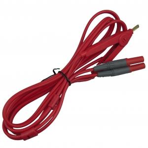 Cables multimetro con pinza grande - Cables multimetro con pinza grande Muy utiles con componentes SMD