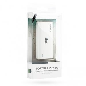 Bateria Externa Power Bank  Pisen  4400 mah para iPhone/iPad/Iphone/android - Bateria Externa Power Bank  Pisen  4400 mah para iPhone/iPad/Iphone/android