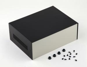 Caja metálica para proyectos 210x155x80mm - Caja metálica para proyectos 210x155x80mm