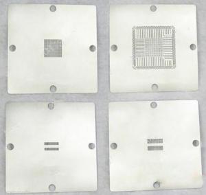 Pack 4 STENCILS para PS4 de 90X90 valido MK-15 , HT-90 ,kit dual - Pack 4 STENCILS para PS4 de 90X90 valido MK-15 , HT-90 ,kit dual