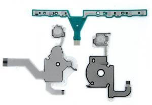 PSP3000  Pack cables y membranas  - PSP3000  Pack cables y membranas. Contiene los 3 cables los de los botones derecho , izquiedo, y el de home/volume.
