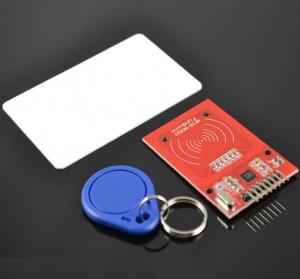 Modulo RC522  Antena Lectura/Escritura Lector tarjetas proximidad RFID compatible arduino - Modulo RC522  Antena Lectura/Escritura Lector tarjetas proximidad RFID compatible arduino
